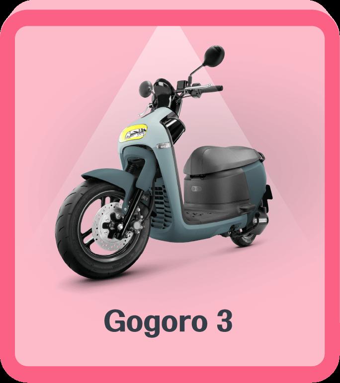 Gogoro 3